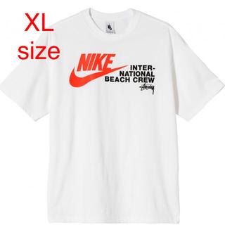 ステューシー(STUSSY)のSTÜSSY / NIKE REACH THE BEACH POSSE TEE (Tシャツ/カットソー(半袖/袖なし))