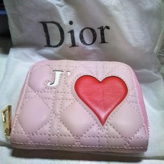 ディオール(Dior)のディオールカード入れ新品未使用(財布)