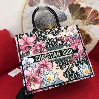 Christian Dior - クリスチャンディオール ブックトートバッグ  1A
