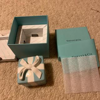 Tiffany & Co. - Tiffany 小物入れ