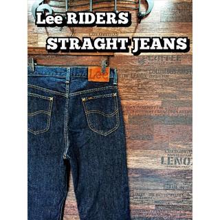 リー(Lee)のリー♪1203♪ライダース♪濃紺ストレートウエスト約67cm♪1587B(デニム/ジーンズ)