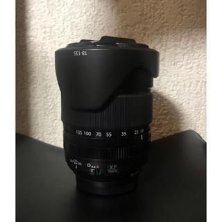 フジフイルム(富士フイルム)のFUJIFILM xf18-135mm レンズ(レンズ(ズーム))