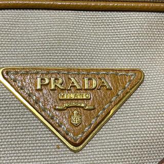 プラダ(PRADA)の皆様に相談ですが、正規品と思いますか?(トートバッグ)