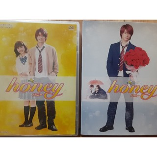 Johnny's - honey豪華盤DVD