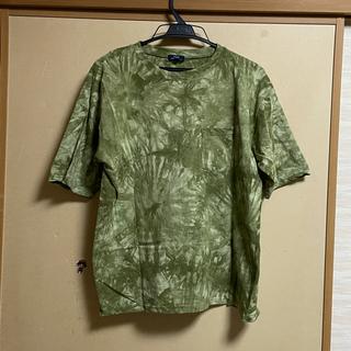 アーバンリサーチ(URBAN RESEARCH)のタイダイTシャツ(Tシャツ(半袖/袖なし))