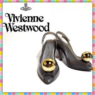 Vivienne Westwood - 希少!VivienneWestwood×Melissa コラボサンダル マドンナ