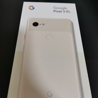 ANDROID - Google Pixel 3 XL 64GB Not Pink