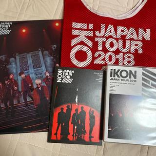 アイコン(iKON)のiKON JAPAN TOUR 2018 初回生産限定盤(K-POP/アジア)