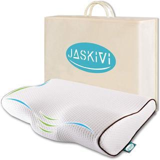超人気!低反発 枕 いびき防止 カバー付き 肩こり(枕)