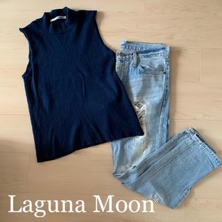 ラグナムーン(LagunaMoon)のラグナムーン jeans(デニム/ジーンズ)
