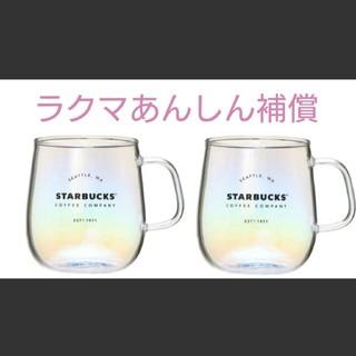 スターバックスコーヒー(Starbucks Coffee)の耐熱グラスマグラスター スターバックス スタバ マグラスター(グラス/カップ)