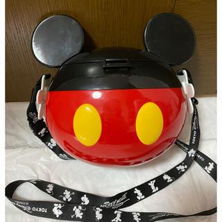 ミッキーマウス(ミッキーマウス)の✨ディズニーランド シー✨ミッキーマウス美品ポップコーンバケット(キャラクターグッズ)