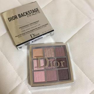 ディオール(Dior)のDIOR/バックステージ アイ パレットクール02(アイシャドウ)