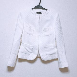 バーニーズニューヨーク(BARNEYS NEW YORK)のバーニーズ ジャケット サイズ36 S美品  -(その他)