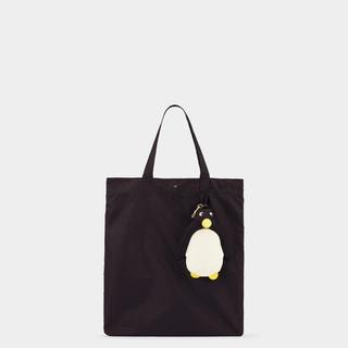 アニヤハインドマーチ(ANYA HINDMARCH)のアニヤハインドマーチ ペンギン トートバッグ エコバッグ 新品(エコバッグ)
