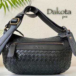 ダコタ(Dakota)の新品同様 Dakota ダコタ 約2.6万 レザーショルダーバッグ 鞄 (ショルダーバッグ)