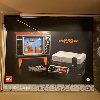 Lego - ニンテンドーエンターテイメントシステム マリオ 特典LEGO付き