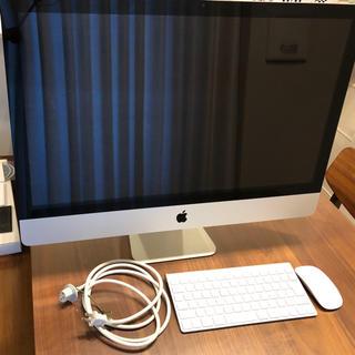Mac (Apple) - 【送料込】Apple iMac 27インチ 2009  Core i5