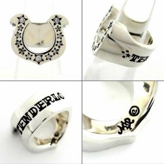 テンダーロイン(TENDERLOIN)のテンダーロイン ホースシューリング TENDERLOIN(リング(指輪))