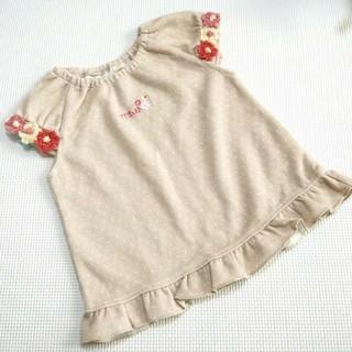 ニシマツヤ(西松屋)のサイズ90  キッズトップス 女の子(Tシャツ/カットソー)