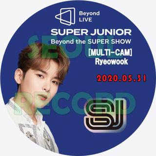 SUPER JUNIOR Beyond 5/31 DVD マルチカム リョウク(アイドル)