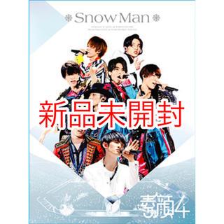素顔4 SnowMan盤(アイドル)