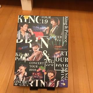 King & Prince CONCERT TOUR 2019(初回限定盤) D(アイドル)