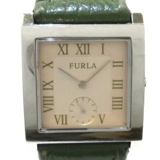 フルラ(Furla)のフルラ 腕時計 - レディース ライトピンク(腕時計)