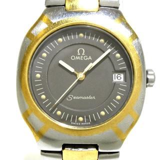 オメガ(OMEGA)のオメガ 腕時計 シーマスターポラリス 黒(腕時計)