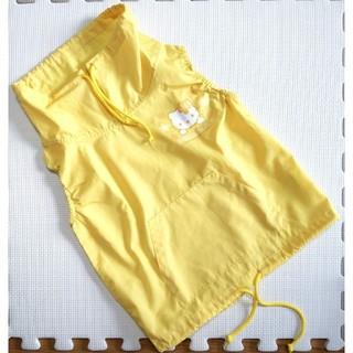 ハローキティ(ハローキティ)のサイズ110 キティちゃん ベスト(Tシャツ/カットソー)