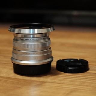 フジフイルム(富士フイルム)のHengyijia 25mm F1.8 富士フィルムXマウント MFレンズ(レンズ(単焦点))