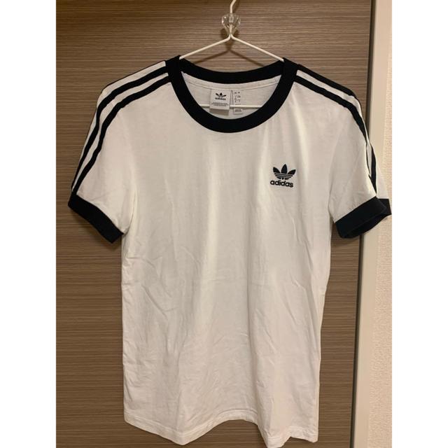 adidas(アディダス)のTシャツ レディースのトップス(Tシャツ(半袖/袖なし))の商品写真