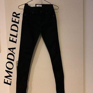 EMODA - EMODA エモダ ELDER デニム スキニー パンツ