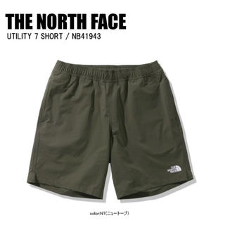 THE NORTH FACE - ノースフェイス ショートパンツ ハーフパンツ ニュートープ タグあり