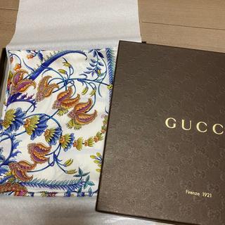 グッチ(Gucci)のグッチ スカーフ 90 シルクスカーフ GUCCI(バンダナ/スカーフ)