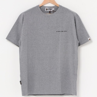 アベイシングエイプ(A BATHING APE)のBATHING APE CORDURA WIDE FIT TEE M(Tシャツ/カットソー(半袖/袖なし))