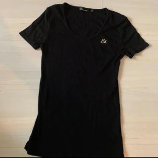 アンドバイピーアンドディー(&byP&D)のTシャツ&byP&D 38サイズ 値下げ(Tシャツ(半袖/袖なし))