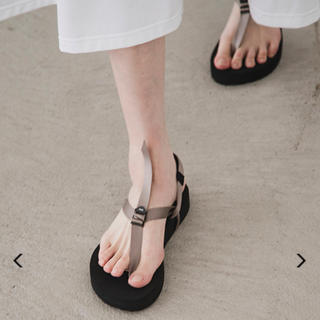 HYKE - hyke beautiful shoes ベアフットサンダル