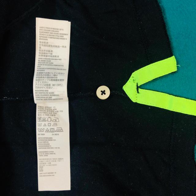 Abercrombie&Fitch(アバクロンビーアンドフィッチ)のアバクロ メンズポロシャツ メンズのトップス(ポロシャツ)の商品写真