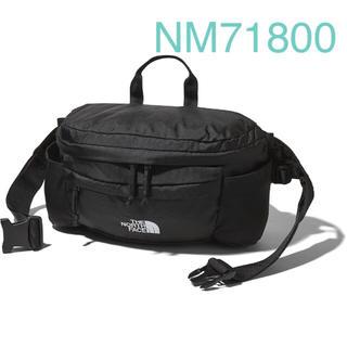 ザノースフェイス(THE NORTH FACE)の値下げ! ノースフェイス スピナ NM71800 ブラック(ボディーバッグ)