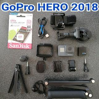 GoPro - 【お得セット】GoPro HERO(2018)✨