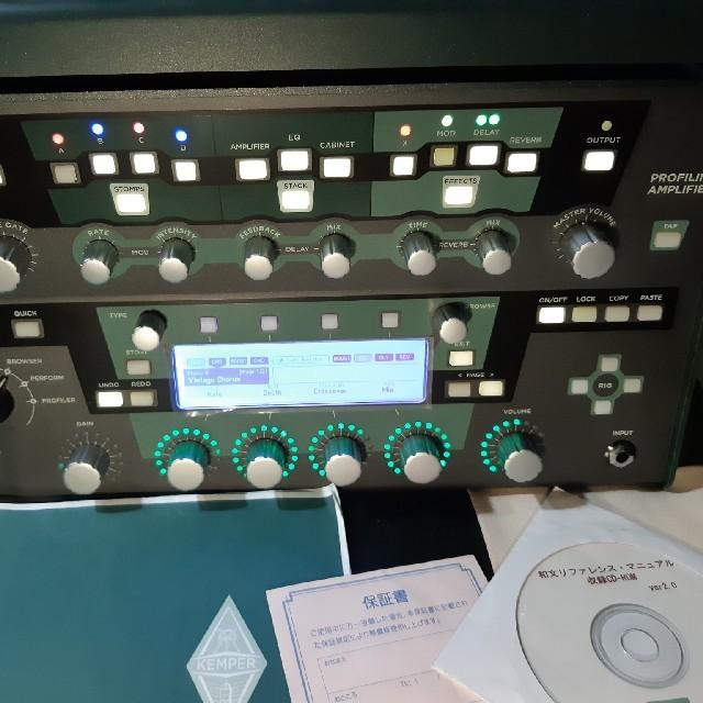 kemper profiling amplifier  楽器のギター(ギターアンプ)の商品写真
