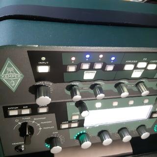kemper profiling amplifier (ギターアンプ)