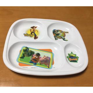 Disney - 美品 1999年 ディズニー トイストーリー バズライトイヤー ランチ皿