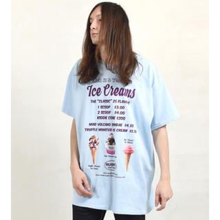 MILKBOY - 【タグ付き未使用】MILKBOY  ICE CREAMS TEE