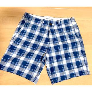 アバクロンビーアンドフィッチ(Abercrombie&Fitch)のAbercrombie&fitch ショートパンツ メンズ ハーフパンツ(ショートパンツ)