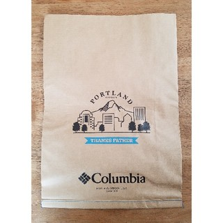 コロンビア(Columbia)のColumbia コロンビア プレゼントバック 袋 紙袋 父の日 ポートランド (その他)