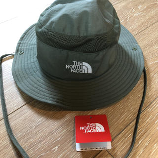 THE NORTH FACE - ザノースフェイス ハット 帽子M ニュートープライトグリーン