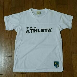ATHLETA - アスレタJr.メッシュTシャツ