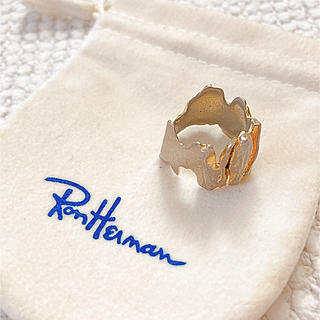 ロンハーマン(Ron Herman)のpluie プリュイ デブリスリング リング ロンハーマン ronherman(リング(指輪))